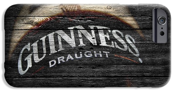 Crate iPhone Cases - Guiness iPhone Case by Joe Hamilton