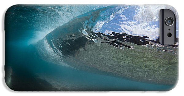 Submerged iPhone Cases - H30 Roll iPhone Case by Sean Davey
