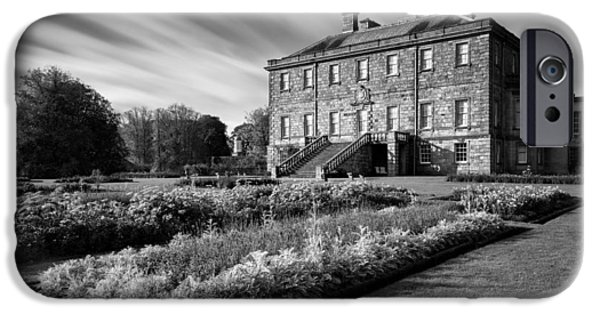 Stately iPhone Cases - Haddo House iPhone Case by Dave Bowman