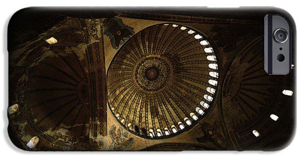Building iPhone Cases - Hagia Sophia iPhone Case by Shaun Higson