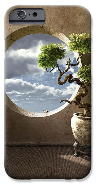 Asia iPhone Cases - Haiku iPhone Case by Cynthia Decker