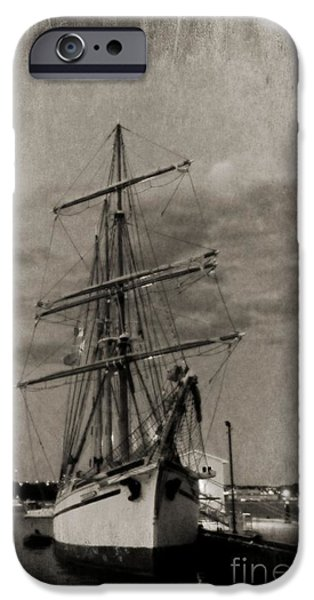 Halifax Harbour iPhone Case by John Malone