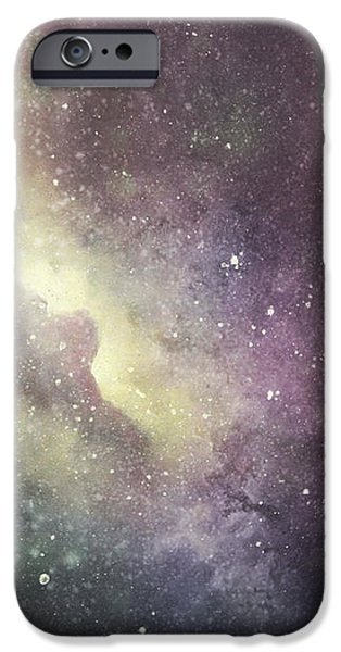 Halley 2 iPhone Case by Cynthia Lassiter