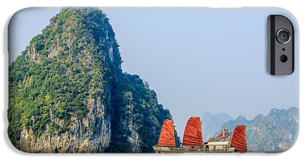 Recently Sold -  - East Village iPhone Cases - Halong bay iPhone Case by Aoshi Vn