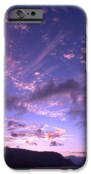 Hanalei Sunset 2 iPhone Case by Brian Harig