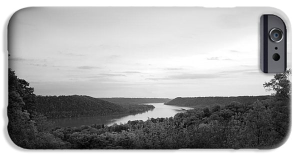 Presbyterian iPhone Cases - Hanover College Ohio River View iPhone Case by University Icons