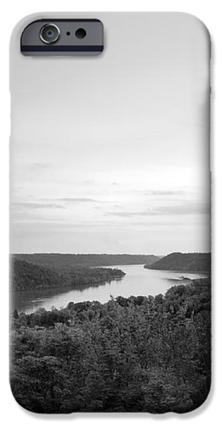 Hanover College Ohio River View iPhone Case by University Icons