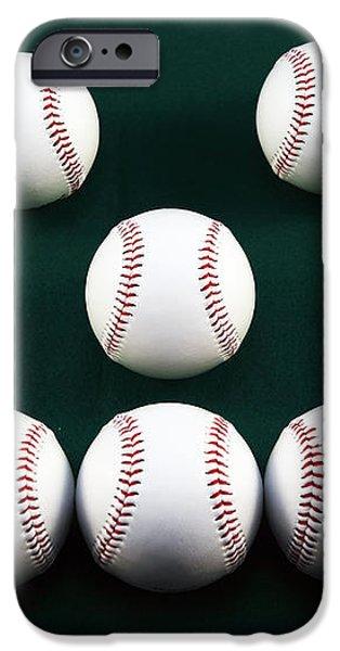 Happy Balls iPhone Case by John Rizzuto