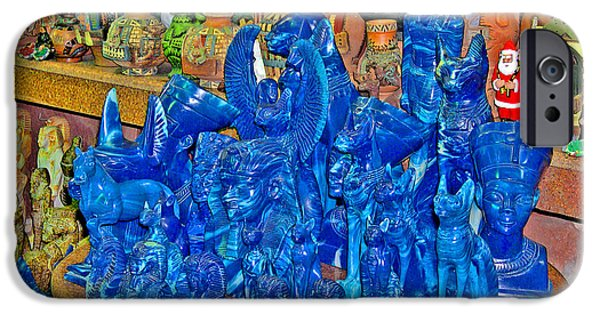 Destiny iPhone Cases - Happy Holidays. Egypt Texture. Oriental Flavor. iPhone Case by Andy Za
