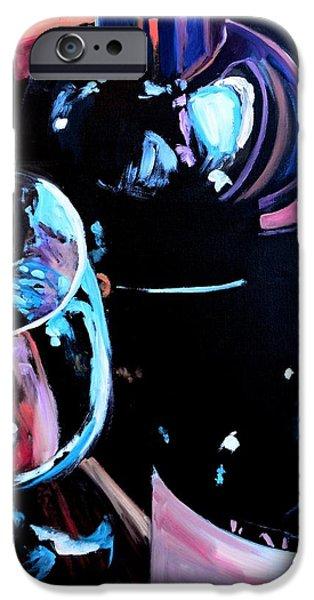Happy Hour iPhone Case by Donna Tuten