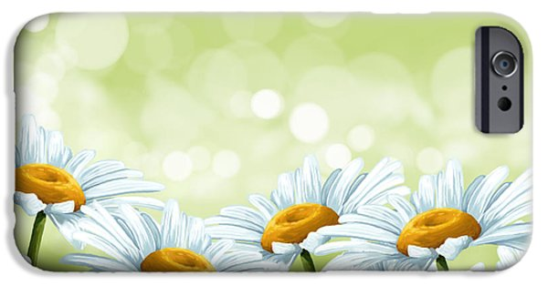 Spring iPhone Cases - Happy spring iPhone Case by Veronica Minozzi