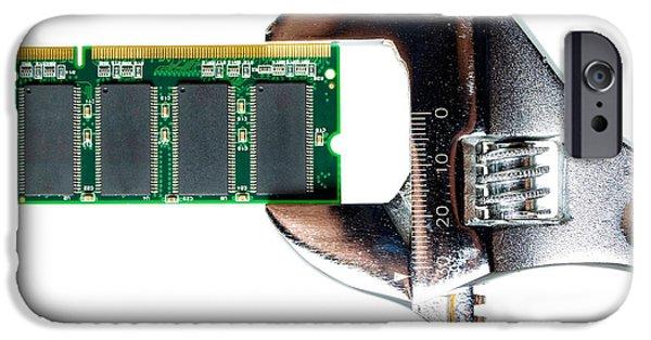Diy iPhone Cases - Hardware repair iPhone Case by Sinisa Botas
