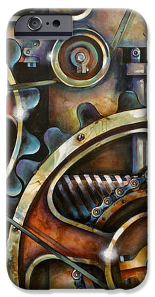 Harmony 7 iPhone Case by Michael Lang
