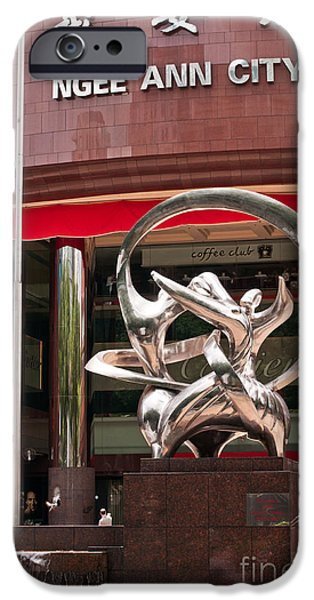 Stainless Steel iPhone Cases - Harmony iPhone Case by Rick Piper Photography