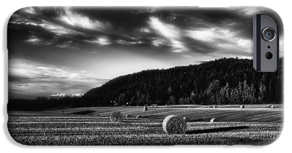 Best Sellers -  - Agricultural iPhone Cases - Harvest iPhone Case by Erik Brede