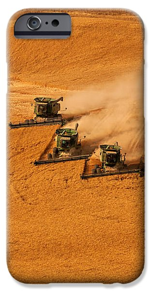 Harvest iPhone Case by Mary Jo Allen