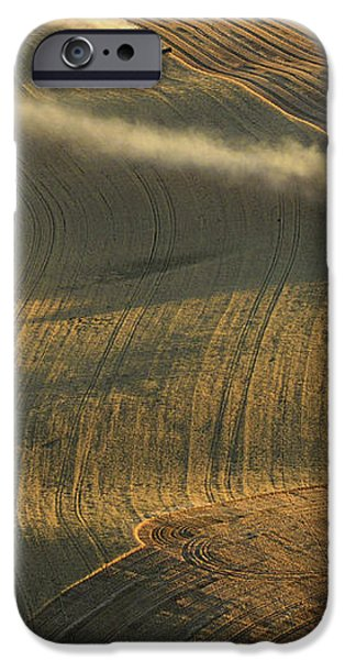 Harvest Time iPhone Case by Latah Trail Foundation
