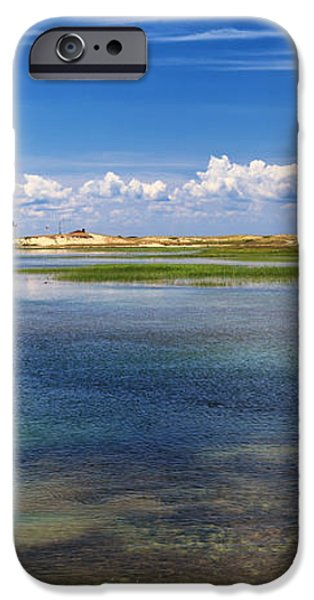 Hatches Harbor iPhone Case by Bill  Wakeley