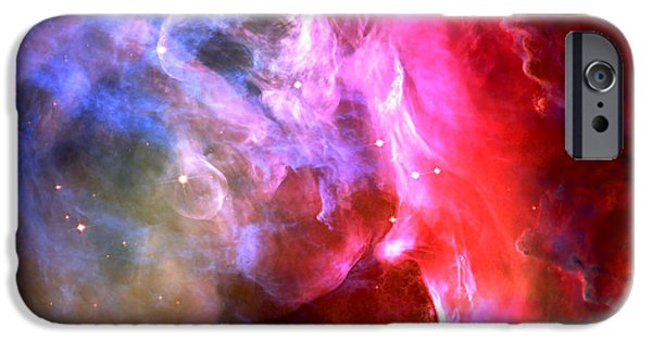 Recently Sold -  - Constellations iPhone Cases - Hatching Life iPhone Case by Phill Petrovic