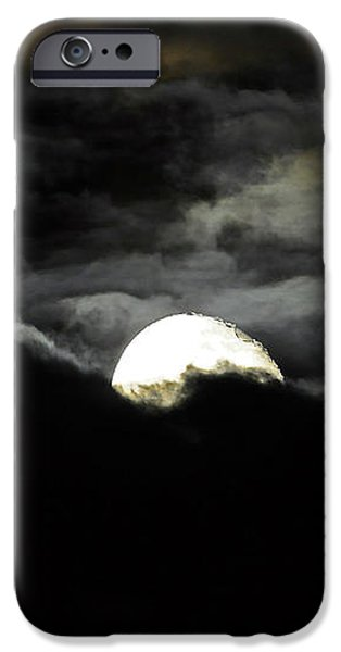 Haunting Horizon iPhone Case by Al Powell Photography USA