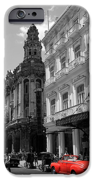 Havana iPhone Cases - Havana 5 iPhone Case by Andrew Fare