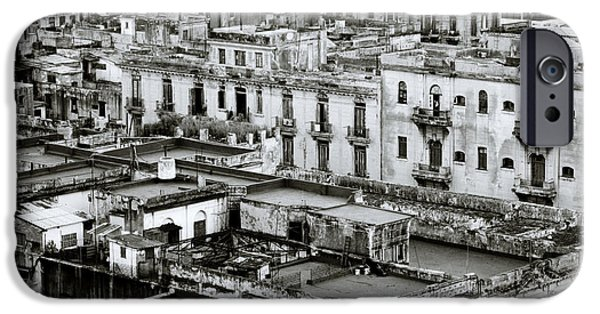 The White House Photographs iPhone Cases - Havana City iPhone Case by Shaun Higson