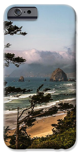 Haystack Framed iPhone Case by Robert Bales