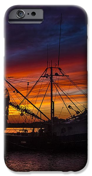 Heading Home iPhone Case by Debra and Dave Vanderlaan