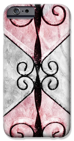 Wintertime iPhone Cases - Heart 2 Heart iPhone Case by Andee Design
