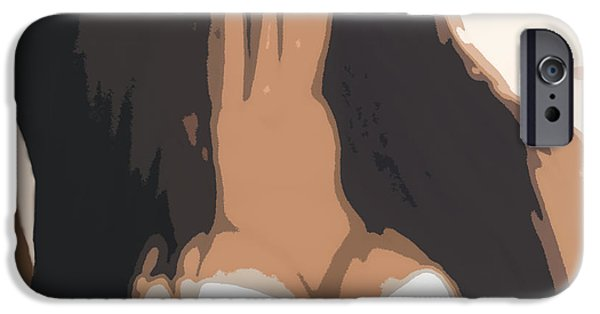 Seductive iPhone Cases - Heart of A Woman iPhone Case by Tom Gari Gallery-Three-Photography