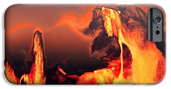 Virtual iPhone Cases - Heated Activity iPhone Case by Kellice Swaggerty