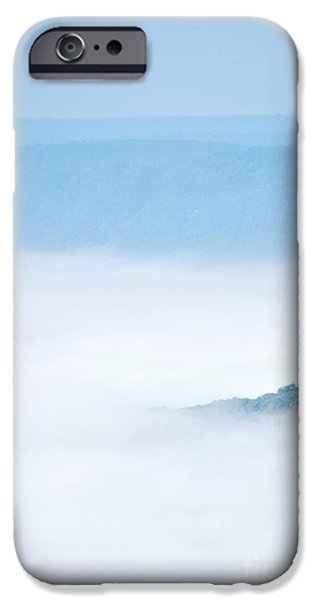 Morning iPhone Cases - Heaven iPhone Case by HD Connelly
