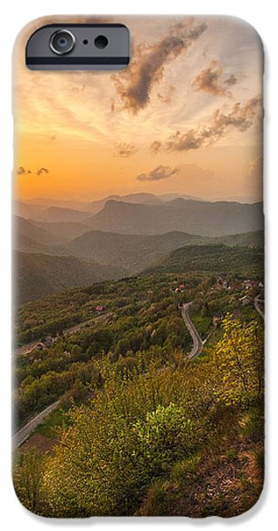 Heaven on Earth iPhone Case by Davorin Mance