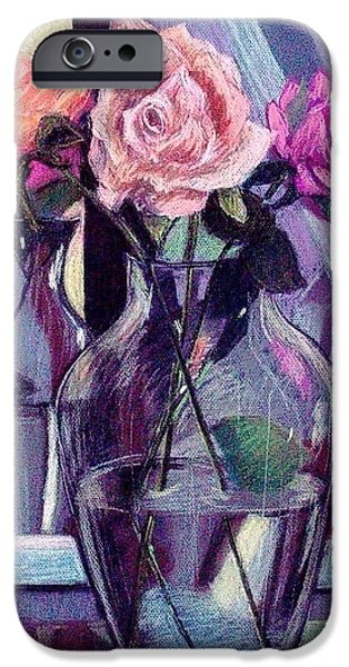 Little iPhone Cases - Heaven Sent iPhone Case by Marita McVeigh