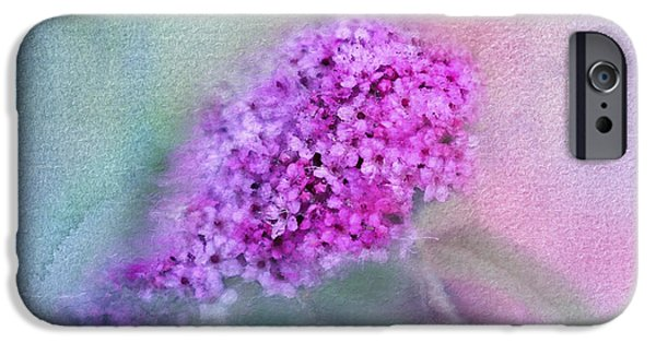 Spirea iPhone Cases - Heavenly iPhone Case by Betty LaRue