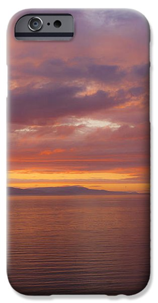 Heavenly Fire iPhone Case by Heiko Koehrer-Wagner