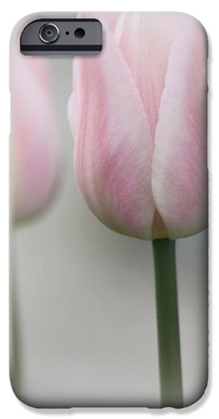 Soft Pastels iPhone Cases - Heavenly Love iPhone Case by  The Art Of Marilyn Ridoutt-Greene