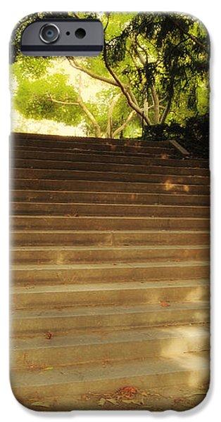 Heavenly Stairway iPhone Case by Madeline Ellis