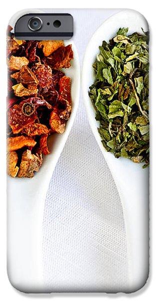Herbal teas iPhone Case by Elena Elisseeva