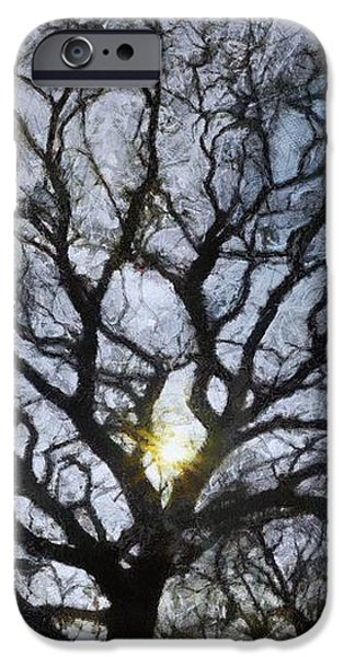 Here Comes the Sun iPhone Case by Jeff Kolker