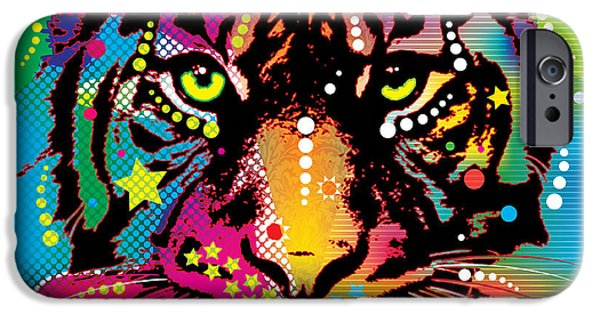 Warhol Art iPhone Cases - Here Kitty Kitty iPhone Case by Gary Grayson