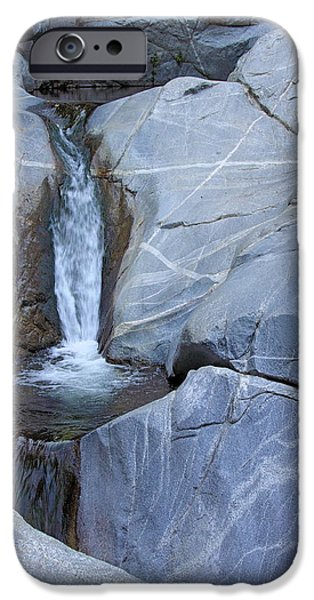 Hermit Falls iPhone Case by Viktor Savchenko