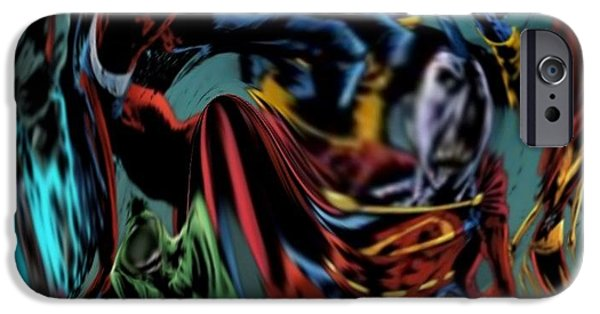 Etc. Mixed Media iPhone Cases - Heros iPhone Case by HollyWood Creation By linda zanini