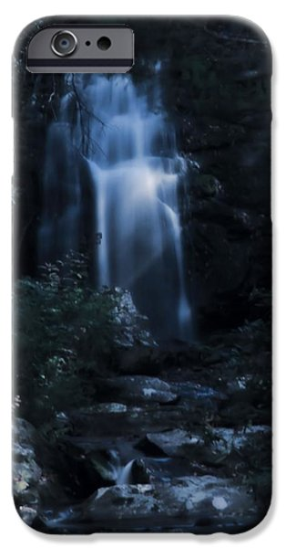 Fall iPhone Cases - Hidden Falls Along The Journey iPhone Case by Dan Sproul