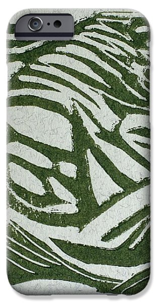 Hidden Horse iPhone Case by Christiane Schulze Art And Photography