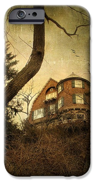 Home iPhone Cases - Hideaway iPhone Case by Jessica Jenney