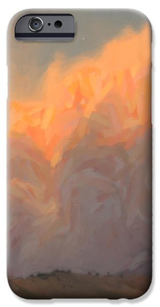 High Park Fire iPhone Case by Jon Burch Photography