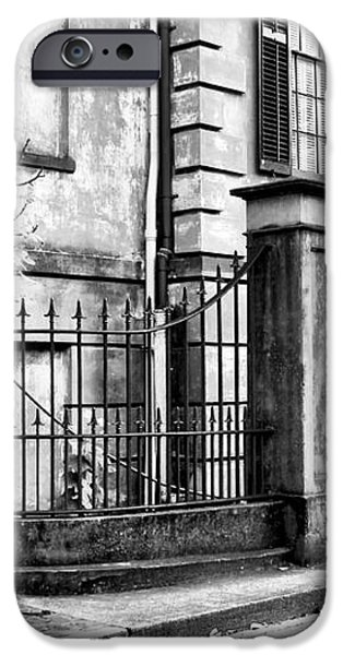 Historic Savannah iPhone Case by John Rizzuto