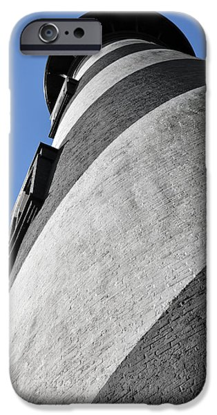 Historic St Augustine Lighthouse iPhone Case by Christine Till