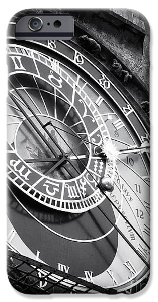 Historic Time iPhone Case by John Rizzuto